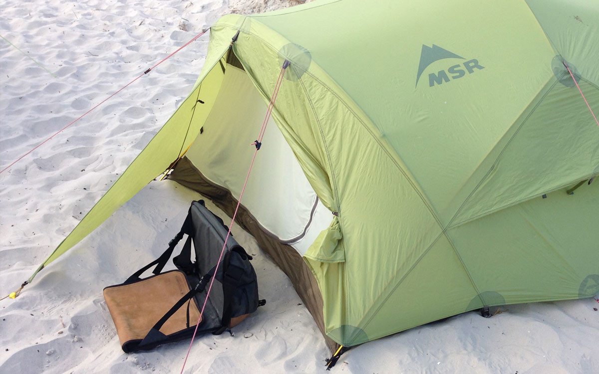 Great camping supplies with the foldable camping chair