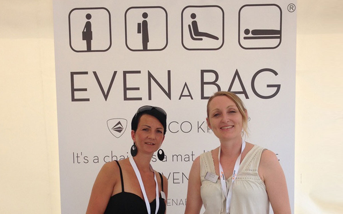 Multifunctional bags - brand EVENaBAG