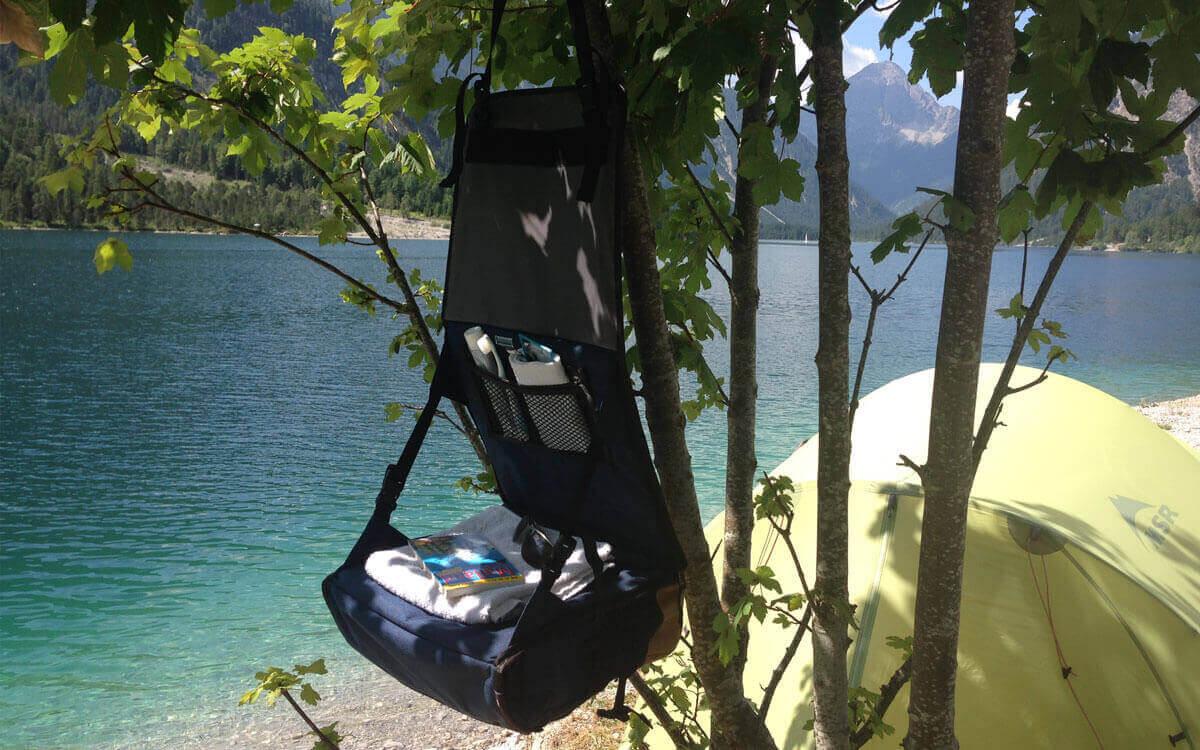 Der EVENaBAG Kulturbeutel, super Camping Zubehör
