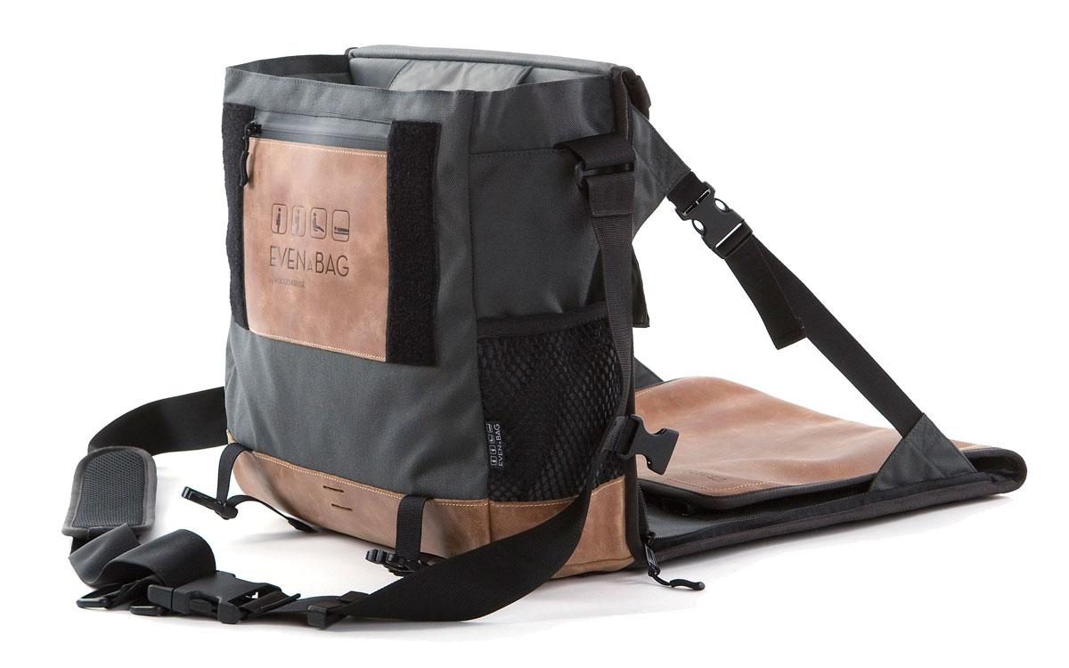 Die EVENaBAG Laptoptasche und Outdoortasche