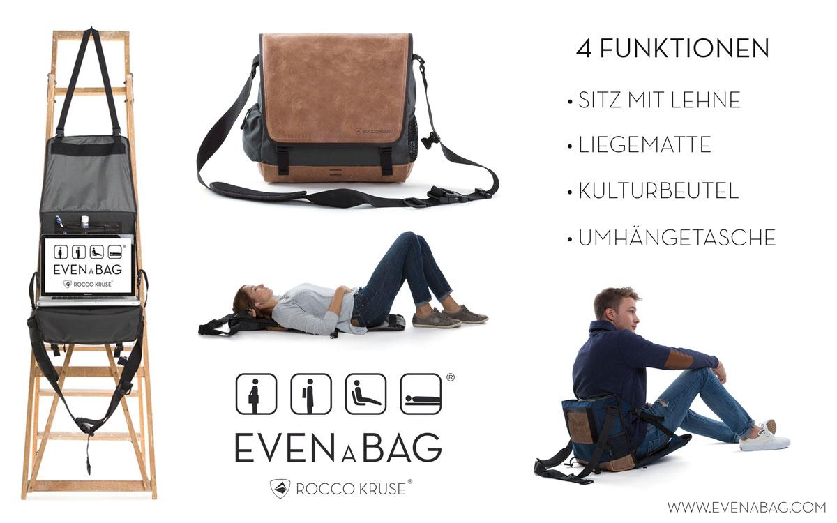 Die Schopper Tasche von EVENaBAG
