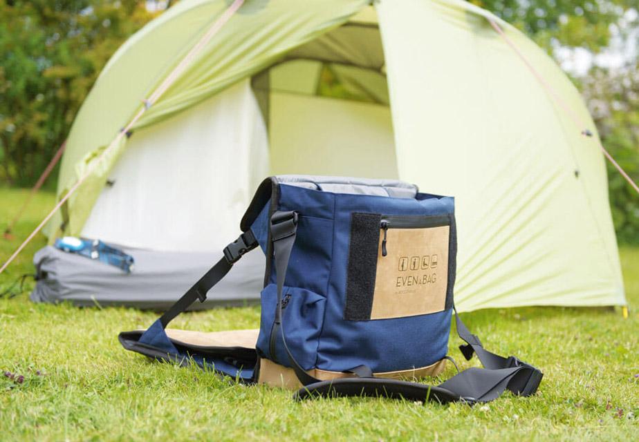 Camping in den USA und Kanada mit EVENaBAG und MSR